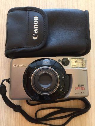 Canon Prima Super 105 date aiaf