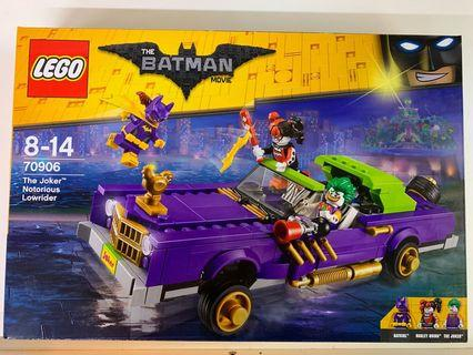 LEGO 70906 The Joker Notorious Lowrider from The Batman Movie
