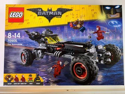 LEGO 70905 The Batmobile from The Batman Movie