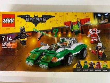 LEGO 70903 The Riddler Riddle Racer from The Batman Movie