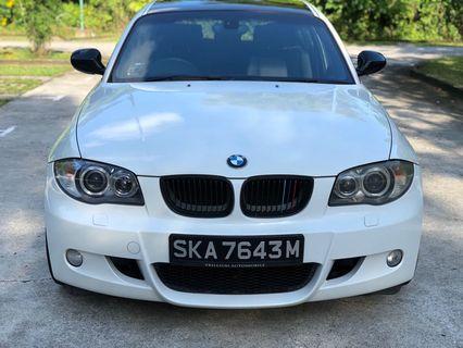 BMW 120i 5-Dr M Sport Auto