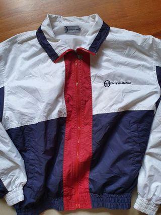 Vintage Authentic Sergio Tacchini Windbreaker Jacket