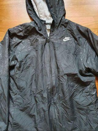 Vintage Authentic Nike Windbreaker Jacket Hoodie