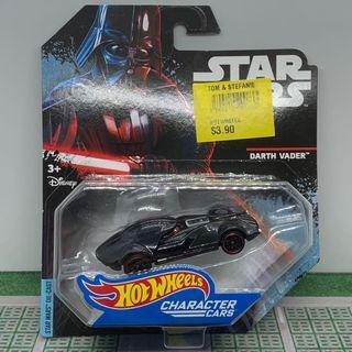 🚚 Hot Wheels Darth Vader