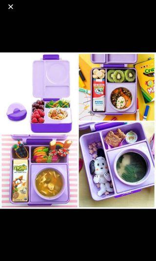 🚚 Omie lunch box