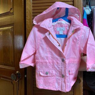 🚚 Pink Windbreaker Jacket