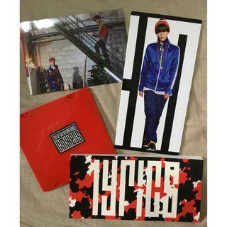 [WTS] NCT 127 2ND MINI ALBUM 'LIMITLESS' LOOSE GOODS
