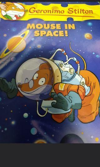 Geronimo Stilton - Mouse in Space