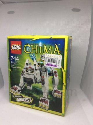Genuine Original Lego Chima 70127 Wolf Legend Beast New In Box