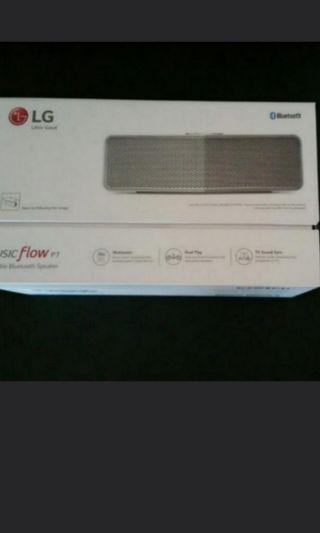 Brand New LG Bluetooth Speakers