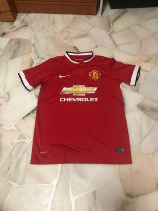 Manchester United 14/15 Kit