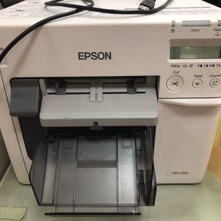 🔸可議價🔸EPSON愛普生 TM-C3510 噴墨式彩色標籤印表機 🔺需先轉帳🔺