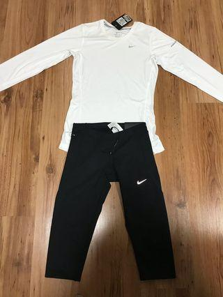 Nike Set- Top and Leggings