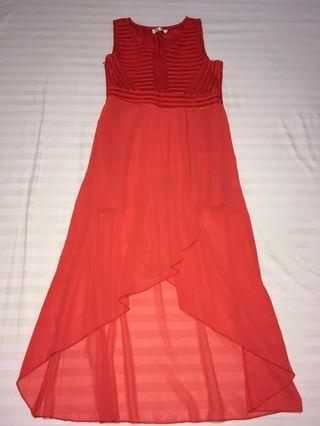 New Light Fashion Dress in Red