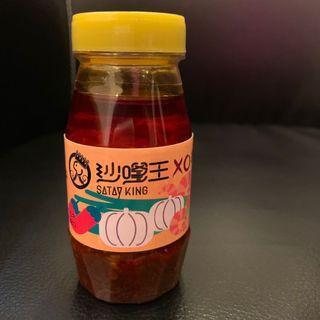 沙嗲王XO辣椒醬