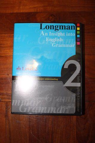Brand New Longman (An Insight into English Grammar) Level 2 CD set (6 CDs) 全新朗文Level2 英語CD教材(包含6隻CD)
