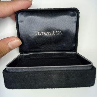 Tiffany earring box