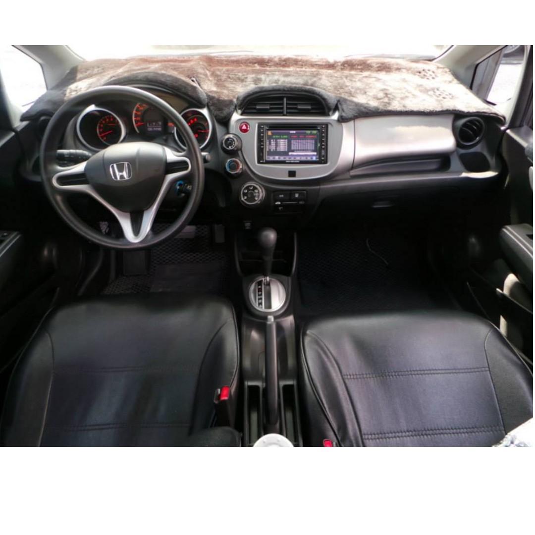 2009 Honda FIT 1.5 灰 配合全額貸、找錢超額貸 FB搜尋 : 『阿文の圓夢車坊』
