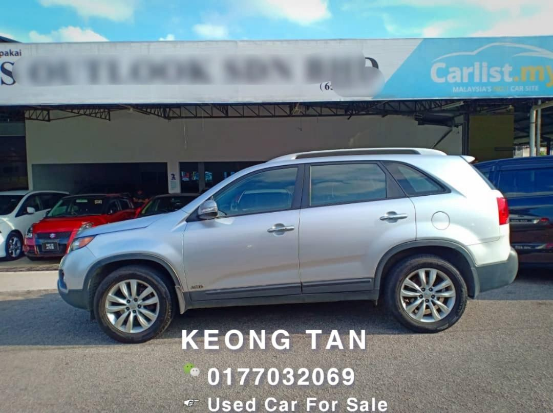 2011TH Kia SORENTO 2.4 (CBU) (A) 7 SEAT SUV CarKING💰Cash OfferPrice🎉RM34,888 Only!! Interested📲 Keong 🤗