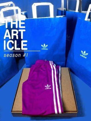 Adidas trackpants/training/