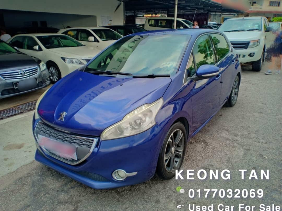 2013TH🚘Peugeot 208 1.6 VTi ALLURE (A) Cash💰OfferPrice💲Rm25,800 Only‼ Lowest Price In Town🎉Call📲 Keong For More 🤗