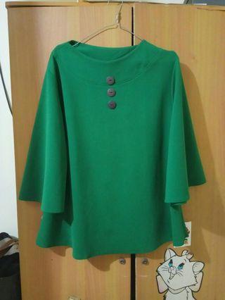 #belanjabulanan Green Top