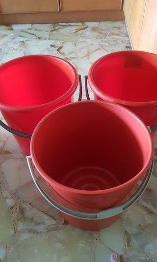 Big pails