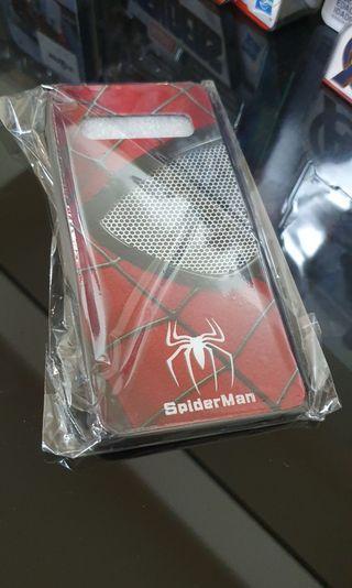 Spiderman Samsung S10 casing