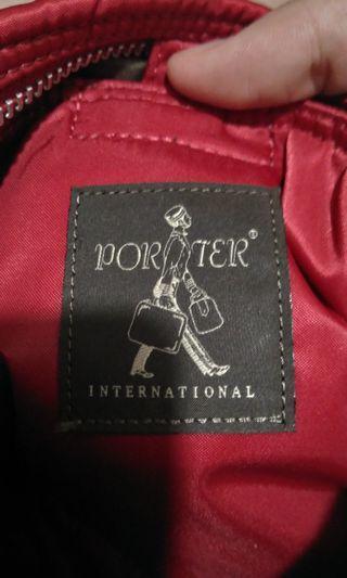 Porter袋09產全新