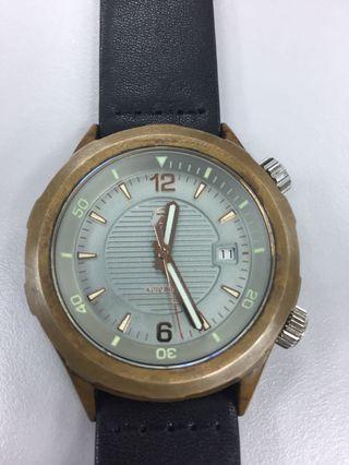 Zelos Helmsman Bronze Automatic Watch