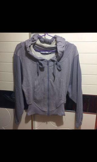 Stella McCartney x Adidas jacket 粉紫色外套