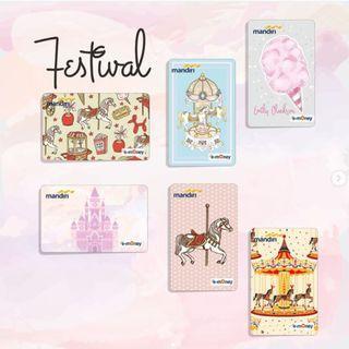 (PO) Festival Custom Ezlink Card