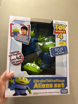 🚚 Aliens Toy Story 4