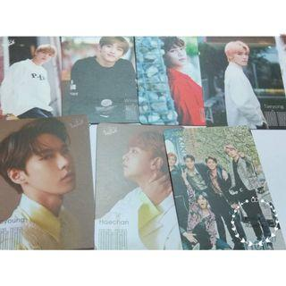 NCT127 Yes card