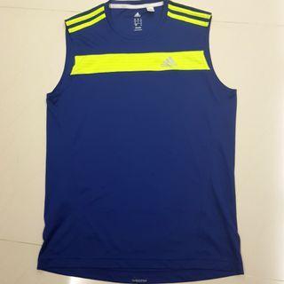Adidas running tank sleeveless climalite