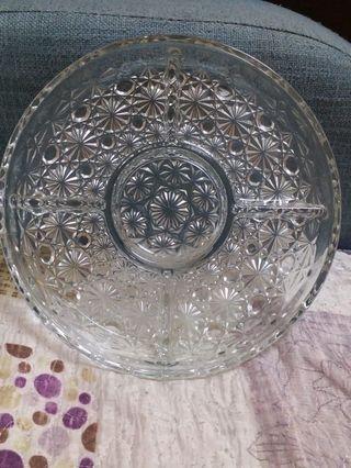 玻璃果盤 糖果盤