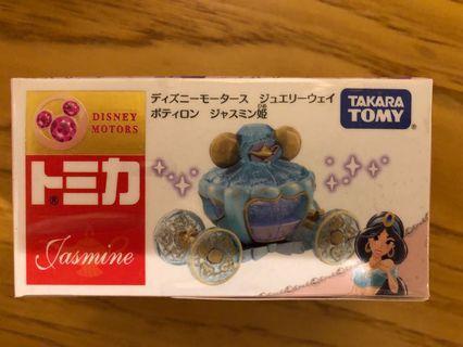 迪士尼公主首飾車 Disney Motors - Jewellery Princess Series (日版)