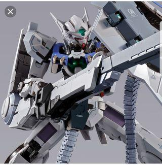 🚚 METAL BUILD GUNDAM ASTRAEA + PROTO GN MEGA LAUNCHER