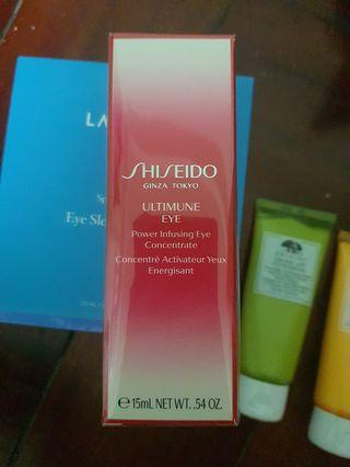 Shiseido Ultimate Eye Power infusing eye concentrate
