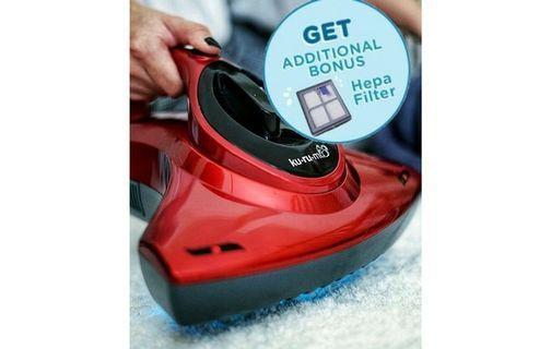 KURUMI - Anti Dust Mites UV Vacuum Cleaner - Mesin Penghisap Debu dan Tungau