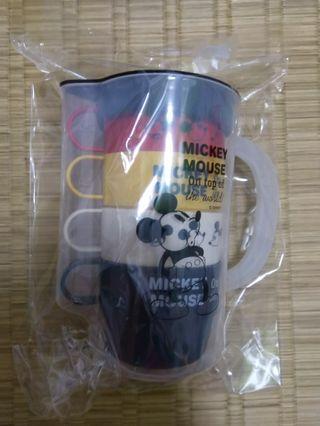 米奇 Mickey mouse 水壼連杯套裝