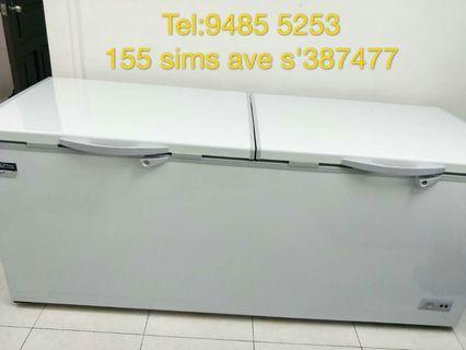 Chest Freezer  510L  2door