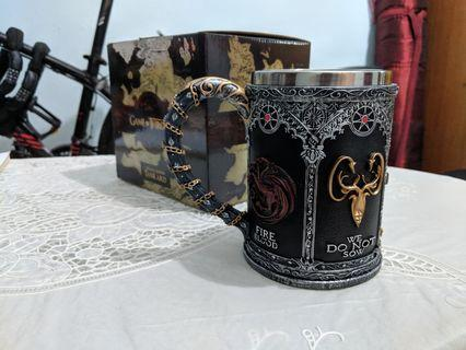 Game of Throne Original Carved Big Mug