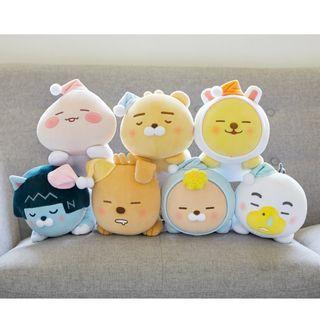 KAKAO FRIENDS SOFT BABY PILLOW 攬枕