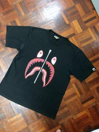 Bape shark red