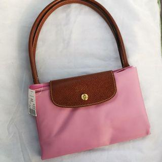 Longchamp Le Pilage Nylon Tote Bag