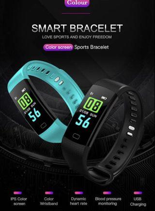 🚚 Y5 smartband (watch and fitness tracker)