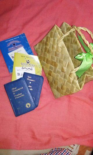 Bible and Free bible Included TAKE ALL