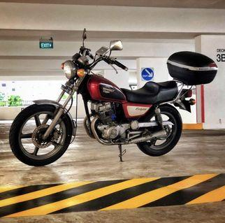 Cm125 for Cheap Rent