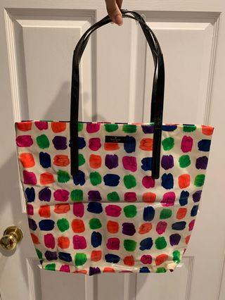 Kate Spade Paint Tote